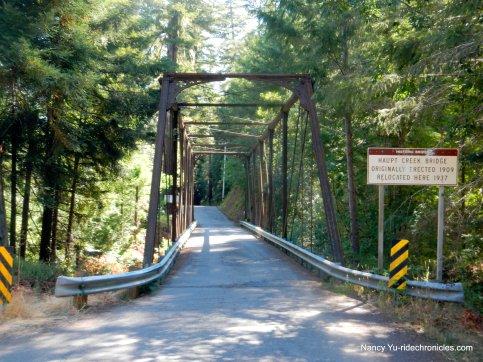 historic haupte bridge
