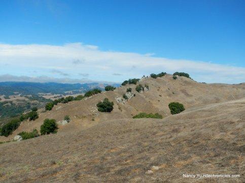 rocky ridge top views