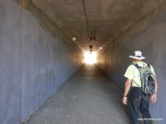 franklin canyon tunnel