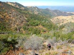 scramble off trail scramble off trail