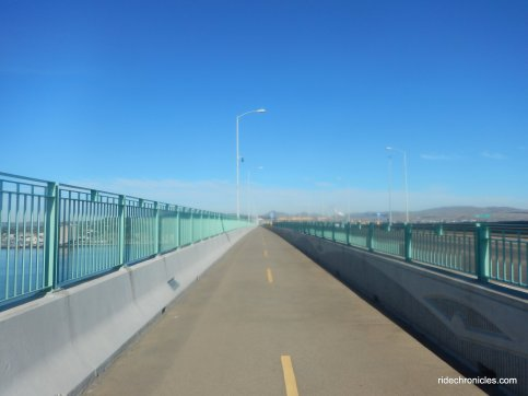 benicia-martinez bridge path