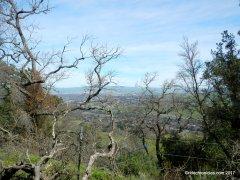 ridgeline trail views