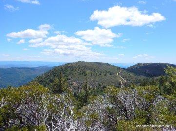 south peak views
