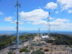 Mt St Helena summit