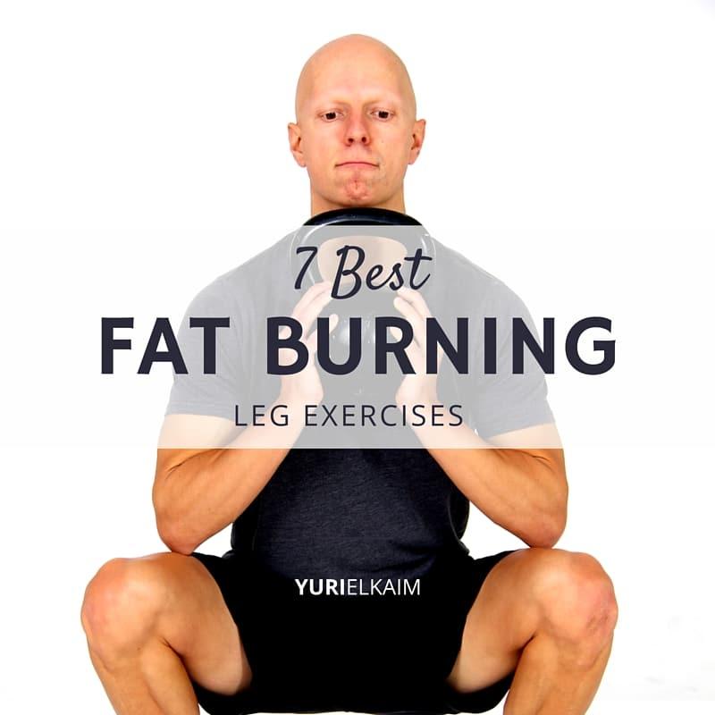 7 Fat Burning Leg Exercises