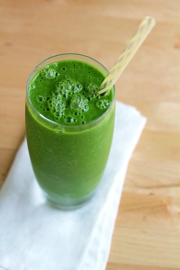 Detoxifying Green Juice- 100% Veggies! No Fruit!