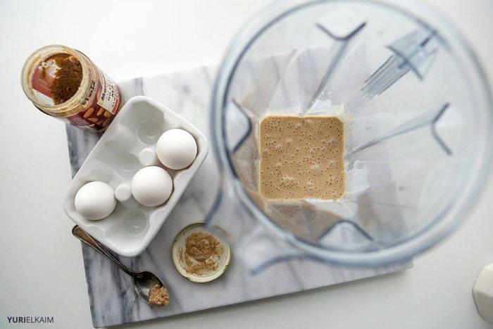 3-Ingredient Protein Powder Pancake Recipe