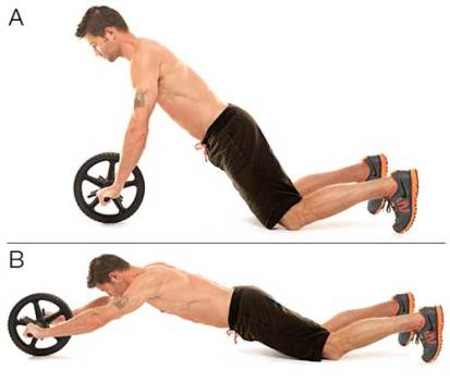 TOP 10 EASY CORE WORKOUT ROUTINE FOR MEN