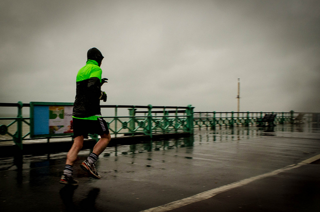 12 Tips for Running in the Rain