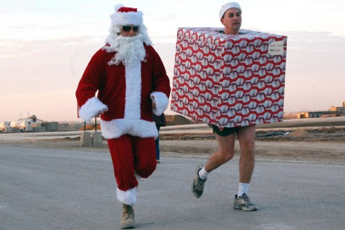 Christmas Costume 5K Run