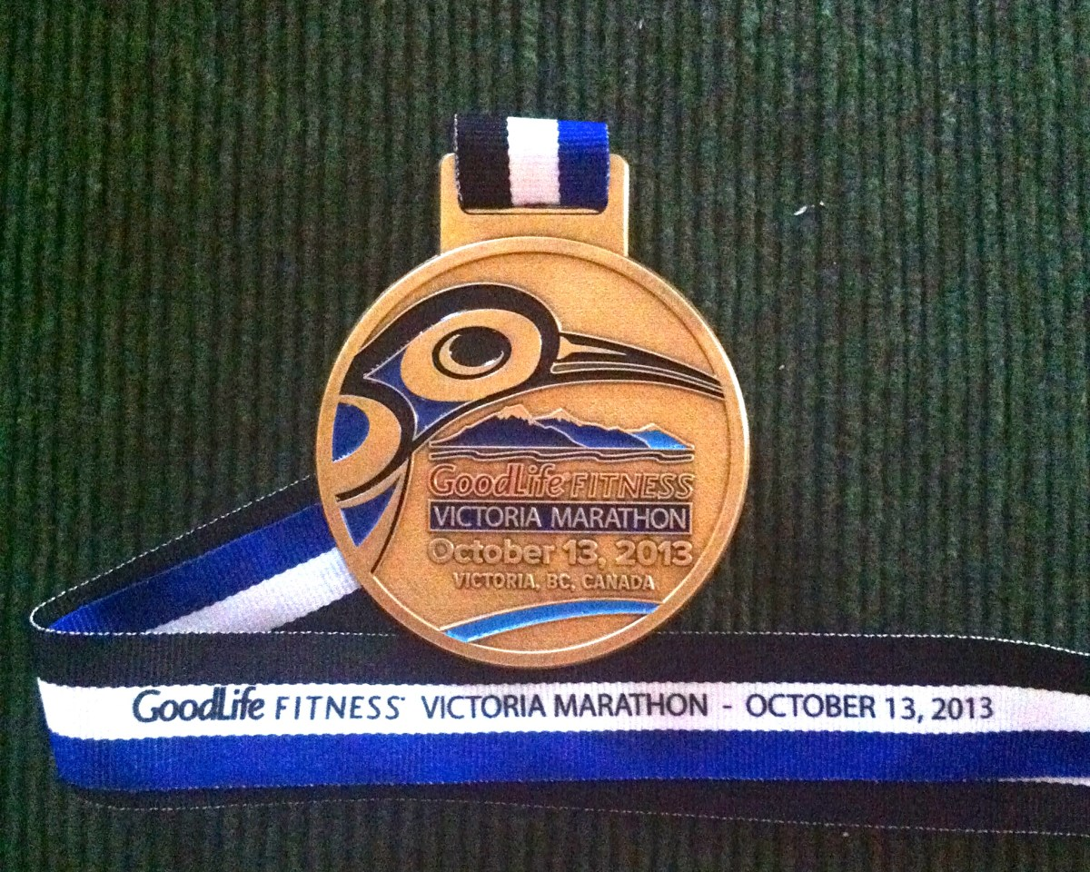 Favourite Finisher's Medals of 2013