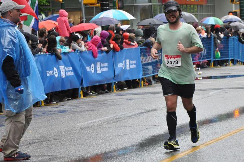 Yuri at BMO Vancouver Marathon - Pat Cheung 1