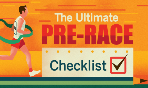The Ultimate Pre-Race Checklist
