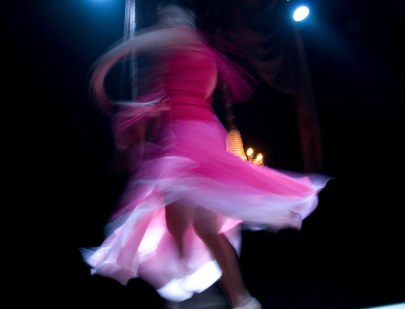 Yuri Martins Fontes - São Paulo 2009 - Flamenco - apresentação solo de Milene Munhoz
