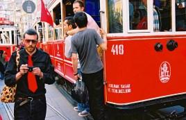 Yuri Martins Fontes / Turquia - 2007 / Istambul (Trácia): Manifestação pelo Estado Laico