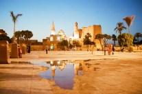 Yuri Martins Fontes / Egito-2007 / Luxor: Templo de Luxor / Centro da cidade