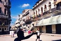 Yuri Martins Fontes / Cuba-2002 / Havana: Indicador / Bairro de Habana Vieja