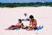 Yuri Martins Fontes / México-2002 / Isla Mujeres: Quatro tetas ao sol e um sombreiro
