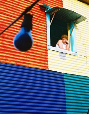 Yuri Martins Fontes / Argentina-2004 / Buenos Aires: Janela indiscreta
