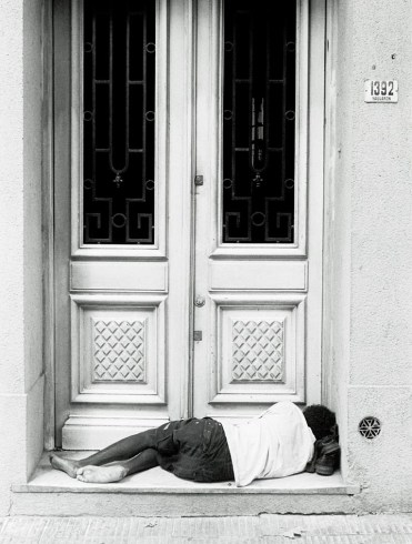 Yuri Martins Fontes / Uruguai-2005 / Montevidéu: Descanso