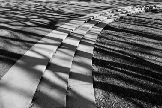 abstract steps