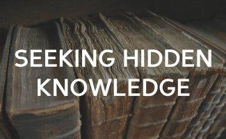 Seek Hidden Knowledge When All is Revealed