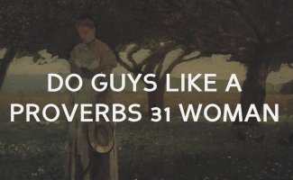 Guys attracted to Proverbs 31 woman?