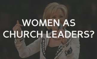 Can Women be Leaders?
