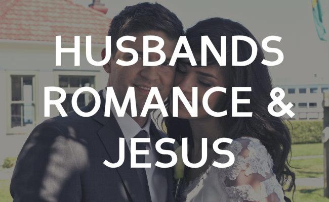 romantic christian husband