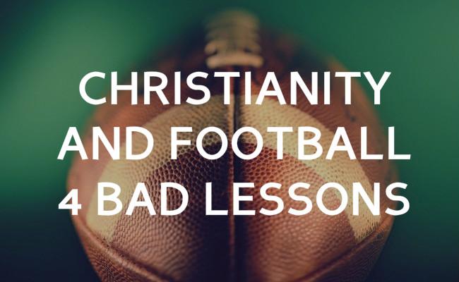 christianity football