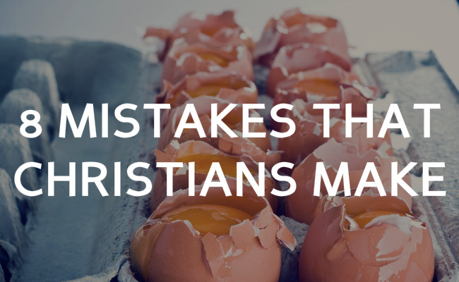 sad christian mistakes