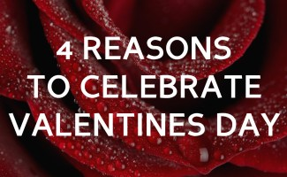 4 Reasons to Celebrate Valentines Day