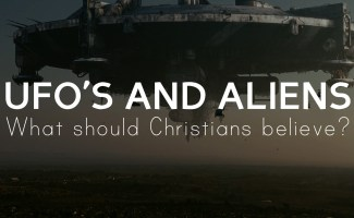 Ufos and aliens: What should Christians believe?