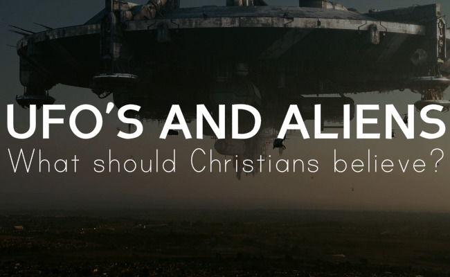 christian ufo