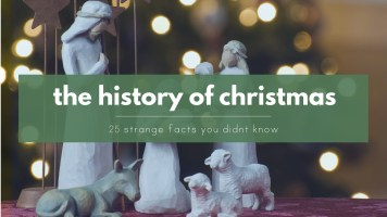 25 Strange facts you didnt know about Christmas