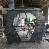 Fabrication of Eternity by Yuroz in China