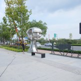 eternity installation in china