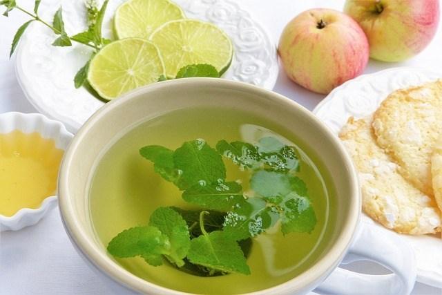 緑茶 健康