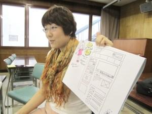 ゆるゆるカフェ:陽子さんのライトニングトーク