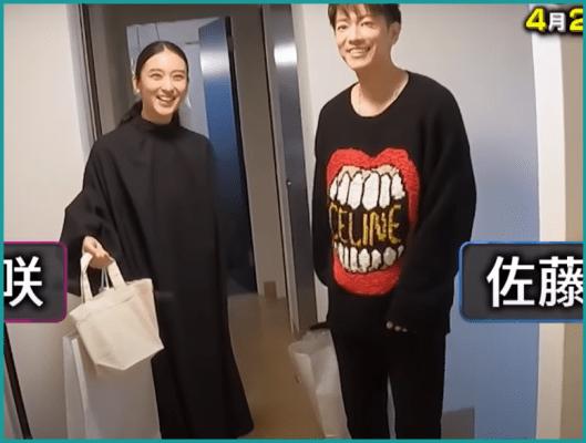「櫻井・有吉THE夜会」佐藤健の黒色スウェット(セーター)のブランドや値段は?1