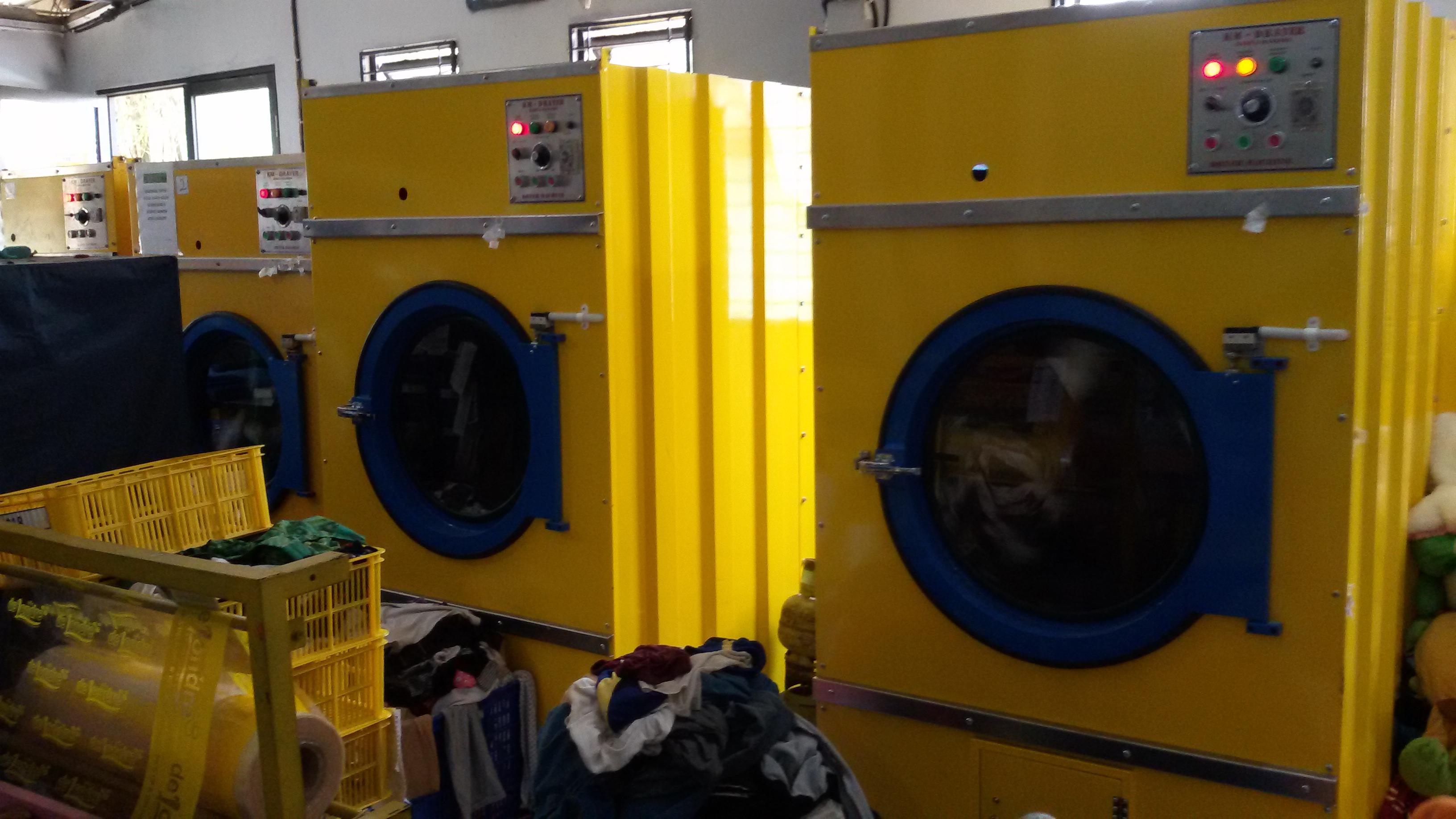 Workshop 1 Laundry Premium Kiloan dan Dry Cleaning Service Wilayah Rawamangun Jakarta Timur