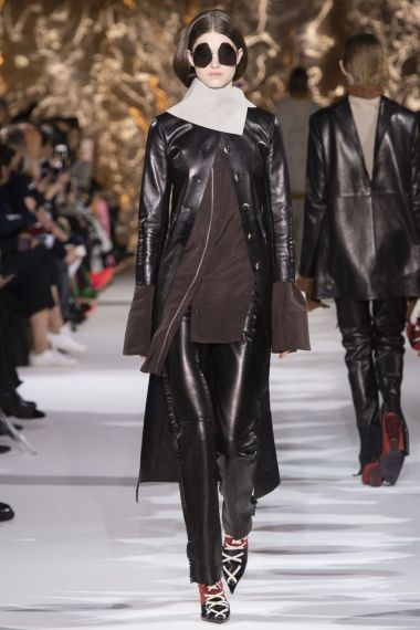 The Soft Leather : Acne Studios