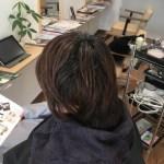 岐阜県美容院ヘアスタイル40代50代60代に人気のショートヘア le ali可児
