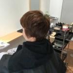 岐阜40代白髪染めとショートヘア可児市美容院レアーリ