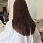 岐阜県可児市美容院縮毛矯正レアーリ可児艶髪美髪再生ストレートパーマ