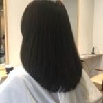 岐阜県可児市に美容院レアーリ 艶髪美髪再生ストレート