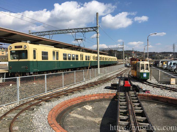 軽便鉄道博物館と三岐鉄道