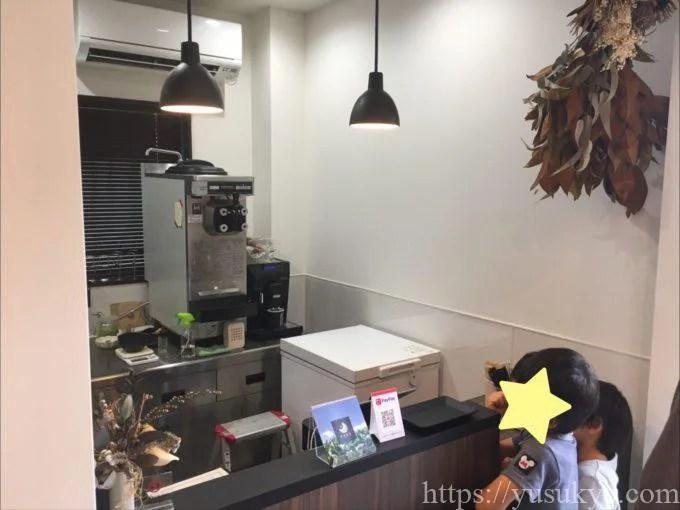 ISE MATCHA CAFE(伊勢抹茶カフェ)の店内