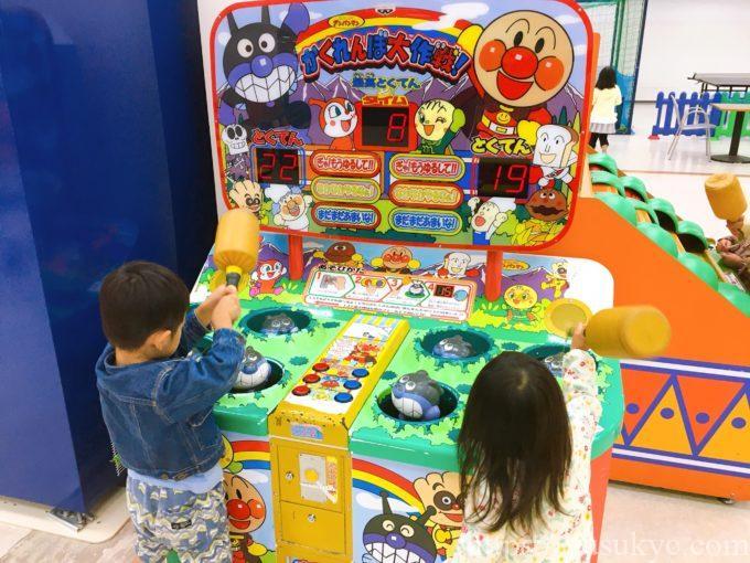 Kid's US.LAND(キッズユーエスランド)ヨシヅヤ員弁店のアーケードゲーム
