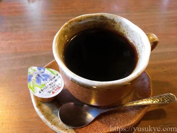 十余布陶(とよふと)のコーヒー